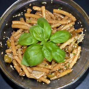 Balsamico Nudelsalat