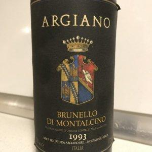 93er Brunello di Montalcino