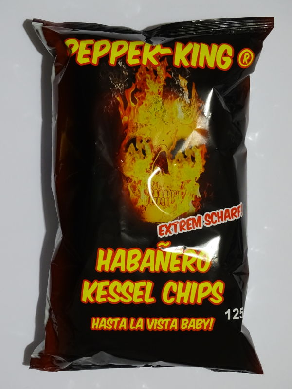Pepper-King Habanero Kessel Chips